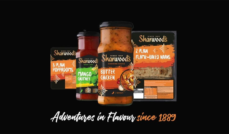 Sharwood's Premier Foods