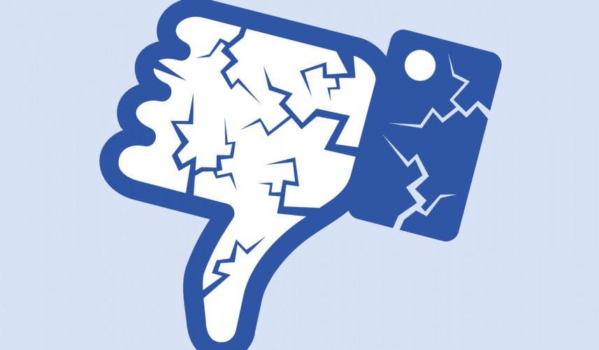 FacebookDislke