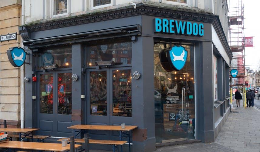 BrewDog shop