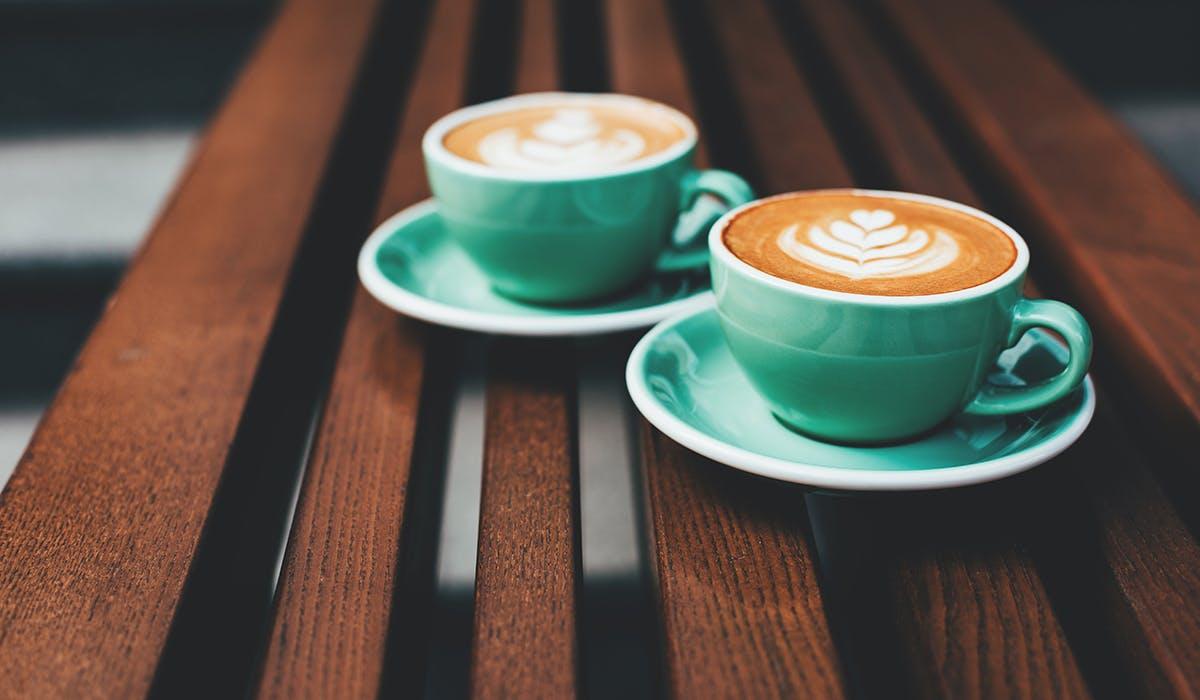 Morning coffee 2.