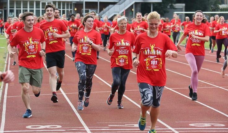 Marketing 'Sprintathon' raises over £50k for cancer research