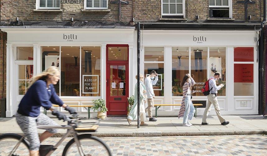 Billi London Seven Dials